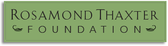 Rosamond Thaxter Foundation